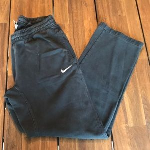 Men Nike Sweatpants M Black
